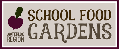 Waterloo Region School Food Gardens
