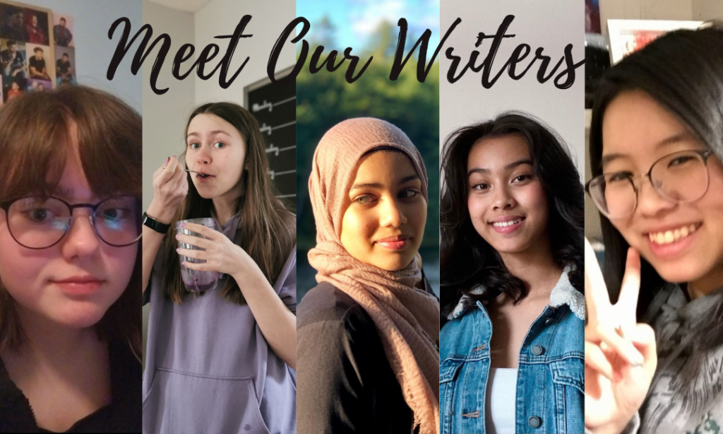 Meet Our Writers!